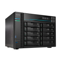 ASUSTOR Lockerstor 10 AS6510T - NAS-Server - 0 GB