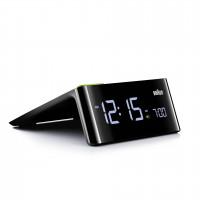 Braun BNC 016 BKEU LED Alarm Clock black