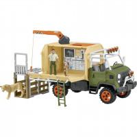 Schleich Wild Life 42475 Animal rescue large truck