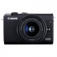 Canon EOS M200 Kit black + EF-M 15-45 IS STM