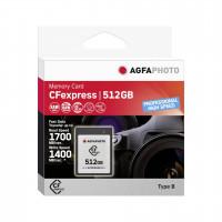AgfaPhoto CFexpress 512GB Professional vysokorychlostní