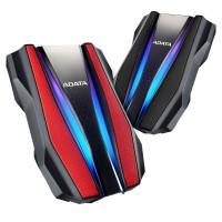 A-DATA Durable HD770G 2TB USB3.2 červená