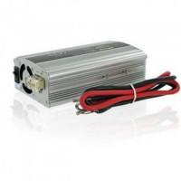 Whitenergy Napěťový měnič AC/DC z 24V na 230V 400 W, USB (06582)
