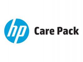 Electronic HP Care Pack Channel Remote a Parts Hardware Support - Prodloužená dohoda o službách - (TD3272029) (U5AC9E)