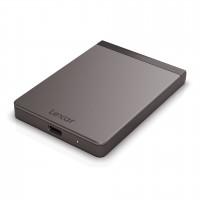 Lexar SSD SL200 1TB portable USB 3.1 typ C