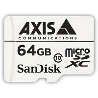 AXIS Surveillance microSDXC Karta 64 GB 10P