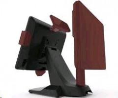 Colormetrics P2x00 zákaznický displej, 2x20 VFD, černá