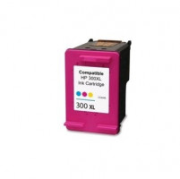 cartridge HP CC644EE (č. 300XL) - color - kompatibilní 16ml