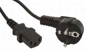 Gembird kabel síťový napajecí 1,8m