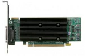 MATROX M9140 512MB , 4xDVI, PCI-Express x16, low Profil