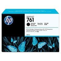 cartridge HP CM991A - matte black - originální, No.761 400ml