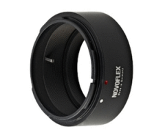 NOVOFLEX adaptér NEX/CAN pro objektiv Canon FD na tělo Sony NEX