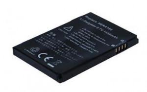 HTC P4350, BA S190, HERA160 Li-Pol 3,7V 1050mAh/4,9Wh HERA160