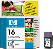 HP cartridge C1816AE color, originální No.16