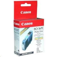 Canon cartridge BCI-3ePC - photo cyan - originální pro S4x0, MPC600
