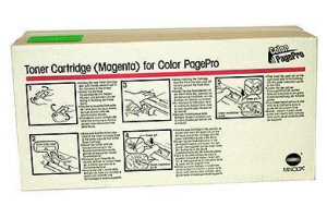 Minolta toner 039281025044 magenta, originální pro CPP (4500 stran), P1710437003