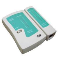 Cable Tester LED RJ 45 / RJ 11 / RJ 12