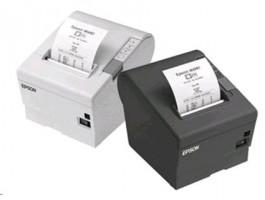 Epson TM-T88V, USB, RS232, EU, Světle šedá