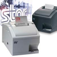Tiskárna Star Micronics SP712 MC Černá, Paralelní, odtrhávací lišta