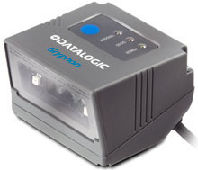 Datalogic Gryphon GFS4400, 2D, šedá (skener, RS232 kabel)