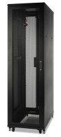 APC NetShelter SV 42U 600mm Wide x 1060mm Deep Enclosure s Sides, Black, Single Rack Unassembled