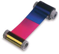 Datacard ribbon YMCK