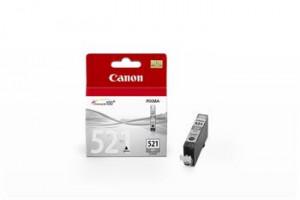 cartridge Canon CLI-521GY - grey - originální bez ochrany