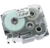 páska Brother TZ-M961 - 36mm x 8m - stříbrná / černý text - laminovaná - kompatibilní