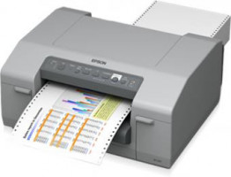 EPSON label ,GP-C831 - barevná