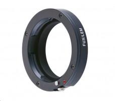 Novoflex adaptér Leica M Objektive an Fuji X pro Kamera