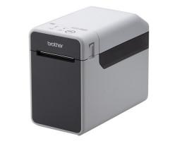 Brother TD-2020 (tiskárna štítků, 203 dpi, max šířka role 63 mm), RD role + spotř. mat. třetích stran