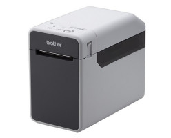 Brother TD-2120N (tiskárna štítků, 203 dpi, max šířka role 63 mm), RD role + spotř. mat. třetích stran, ethernet