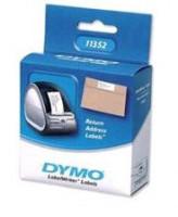 štítky pro DYMO pro zpáteční adresu 25mm x 54mm bílé štítky 500 ks 11352 - kompatibilní