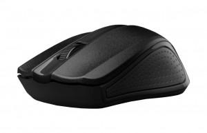 Myš C-TECH WLM-01, černá, bezdrátová, USB nano receiver