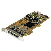 4 PORT GIGABIT POE PCIE NIC