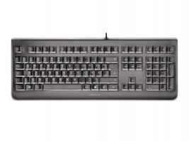 CHERRY klávesnice KC 1068/ drátová/ USB/ IP 68 - odolná proti prachu, voděodolná (do 1 m)/ černá EU layout (JK-1068CS-2)