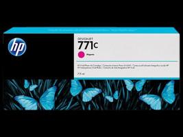Ink HP Designjet 771C magenta   775 ml