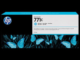 Ink HP Designjet 771C light cyan | 775 ml
