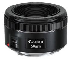Canon EF 50mm f/1,8 STM objektiv