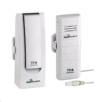 TFA 31.4002.02 WeatherHub monitor teploty