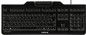 CHERRY KC 1000 SC, klávesnice, černá (DE layout)