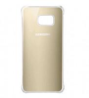 Samsung Ochranný kryt lesklý pro S6 Edge + Gold