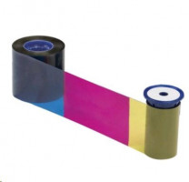 Barevný ribbon pro Datacard SD160, Yield 250 stran