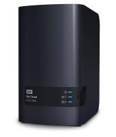 """NAS 3.5"""" WD My Cloud EX2 Ultra 4TB NAS LAN"""