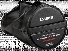 Canon E 185 Krytka objektivu