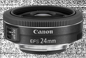 Canon EF-S 24mm f/2.8 STMobjektiv