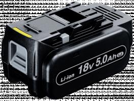 Panasonic EY 9L54 B Akku 18,0 V/5,0 Ah Li-Ion