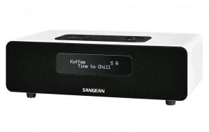 Sangean DDR-36 DAB+ BT bílá