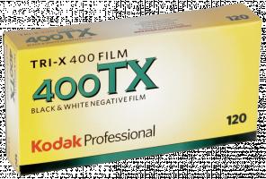 Kodak 1x5 TRI-X 400 120