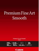 Canon fotopapír Premium FineArt Smooth A2 25 sheets